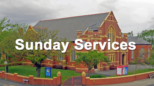 Sunday Services in Birkdale
