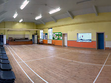 Rent our hall in Birkdale